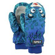 BARTS-Moufles imperméable imprimé bleu Enfant Garçon du 1 au 6 ans Barts