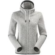 Polaire MISSION HOODIE 2.0 W Misty Grey - Femme - Randonnée, Ski, Lifestyle