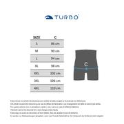 Maillot de water-polo Turbo Multi Triathlon orange