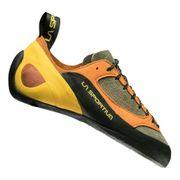 Chaussons d'escalade La Sportiva Finale orange marron jaune