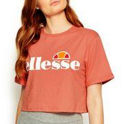 Ellesse Alberta Tee-shirt Tee-shirt Noir Pour Femmes