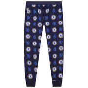 Chelsea FC officiel - Pantalon de pyjama confortable - homme - thème football