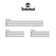 Bottes Timberland Euro Sprint Hiker noir enfant