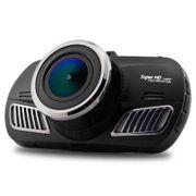 Dashcam camera dvr autoDome D201 2,7 pouces LCD Ambarella A12 Super HD 1440P H.264 Angle de vue de 170 degrés DVR voiture avec suivi GPS