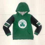 Sweat à capuche NBA Boston Celtics Block Action Vert pour enfant Taille - XL (165-175cm)