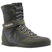 Reebok Combat Boxing Boot Buck