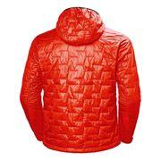 Veste Helly Hansen LifaLoft Insulator Hooded rouge