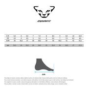 Dynafit - Feline Gore-Tex chaussures de trail running pour femmes (bleu/vert clair)