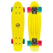 SKATEBOARD - SHORTBOARD - LONGBOARD - PACK  Mini Skateboard Cruiser - Jaune
