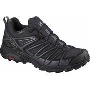 Chaussures Salomon X Ultra 3 Prime GTX gris foncé noir