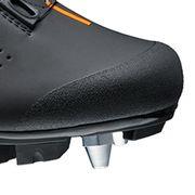 Chaussures DMT DM3 noir blanc orange