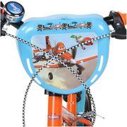 Vélo  14 Licence Planes pour enfant de 4 à 6 ans avec stabilisateurs à molettes