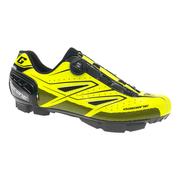 Chaussures Gaerne Hurricane Carbon jaune