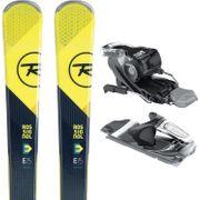 ROSSIGNOL Experience 75 Ca Ski + Xpress 10 B83 Fixations Unisexe