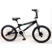 VELO BMX MERCIER Vélo BMX Freestyle 20' 4 Pegs - Noir