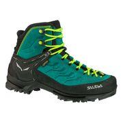Chaussures de marche Salewa Rapace GTX vert femme