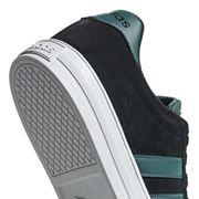 Chaussures adidas neo Daily 2.0 noir vert foncé