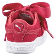 Basket Puma Suede Heart Valentine Junior - 365136-01