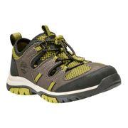 Chaussures Timberland Zip Trail marron vert enfant