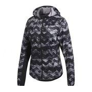 Adidas - Adizero Track Femmes veste de course (noir)