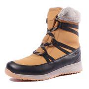 Heika LTR CS Femme Chaussures Ski Marron Noir Salomon