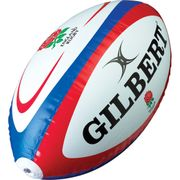 Géant ballon de rugby gonflable Gilbert Angleterre (tu)