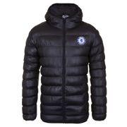 Chelsea FC officiel - Doudoune matelassée thème football - à capuche - homme