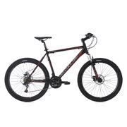 VTT semi-rigide 26'' Sharp noir-rouge TC 51 cm KS Cycling