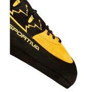 Chaussons d'escalade La Sportiva Katana Laces noir jaune