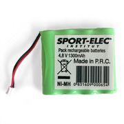 Batterie rechargeable nimh pour multisport pro Sport-Elec Electrostimulation