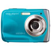 Appareil photo �tanche Aquapix Bleu Splash �tanche 3m W1024_BLUE