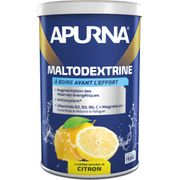 Lot de 2 pots Apurna maltodextrine citron - 500g