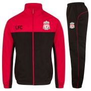 Liverpool FC officiel - Lot veste et pantalon de survêtement thème football - garçon