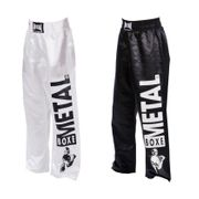 Pantalon Full Contact visual Metal Boxe
