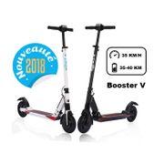 Trottinette Electrique E Twow Booster V 2018 - 36V 10.5 Ah BLEU