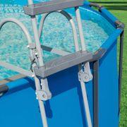 Bestway Échelle de piscine à 4 marches Flowclear 122 cm 58331