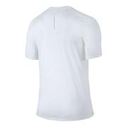 T-shirt Nike Dry Miler manches courtes blanc