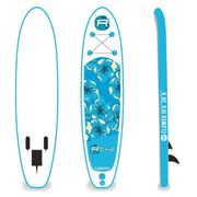 STAND UP PADDLE - SUP  Paddle Gonflable Flower - 320x76x15cm - Sans accessoire