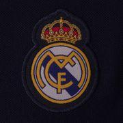 Real Madrid officiel - Polo thème football - motif blason - garçon