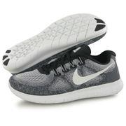 Nike Free Rn gris, baskets mode femme
