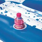 Bestway Flotteur de piscine gonflable Lazy Cooler Lounge CoolerZ 43130