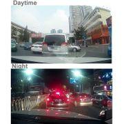 Dashcam camera dvr auto-i1000X6 de 2.0 pouces 170 Degrés grand Angle Double Lentille Vidéo Full HD 1080P de la Voiture DVR, Cart