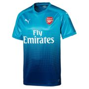 2017-2018 Arsenal Puma exterieur Football Maillot