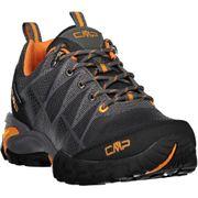 CMP - Tauri Low WP Hommes chaussures de randonnée (noir/Orange)