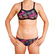 MAKO  Sunnies Black - Bikini Femme 2 pieces