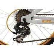 VTT tout suspendu 26'' Bliss blanc TC 47 cm KS Cycling