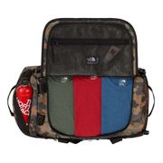 Sac The North Face Base Camp Duffel M 71L vert camouflage noir