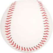 BALLE DE BASEBALL  Balle de baseball - Blanc