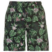 Imprimé Dock Pantalon Court Chino