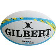Ballon de rugby Gilbert Zenon WRX (taille 5)